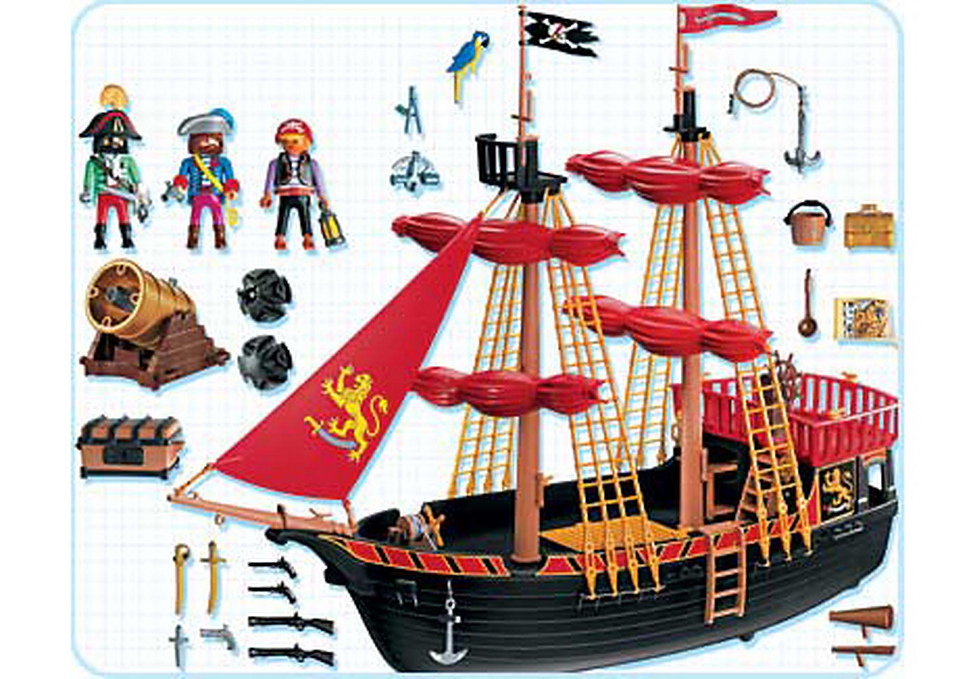 4424-A Piratenkaperschiff zoom image2