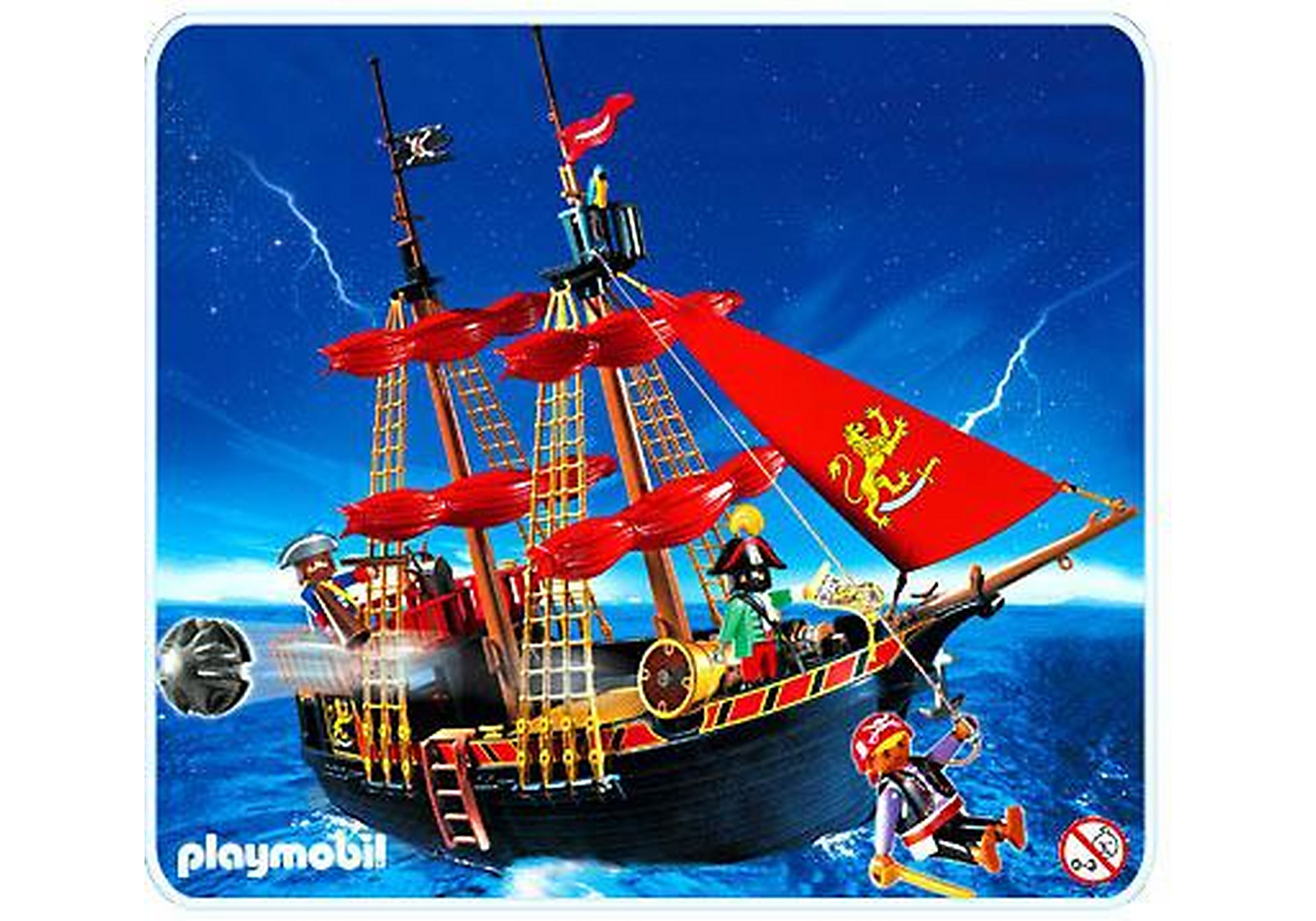 4424-A Piratenkaperschiff zoom image1