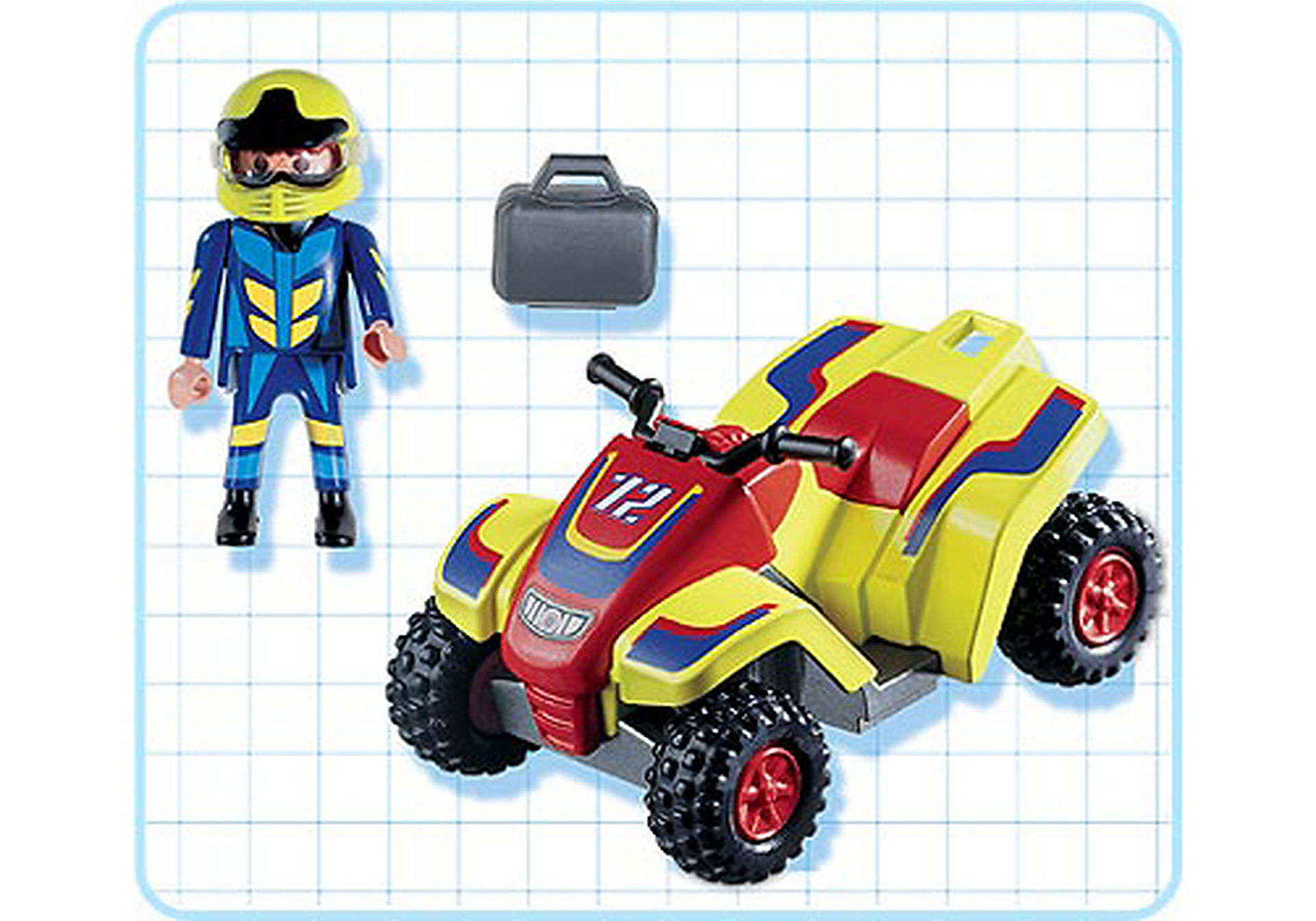4425-A Speedster-Quad zoom image2