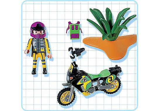 4426-A Rallye-Motorrad detail image 2