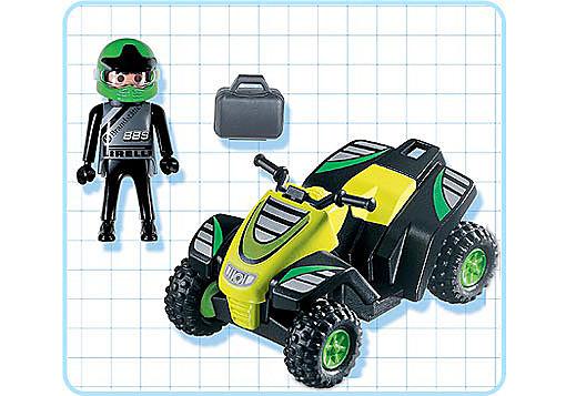 4427-A Pilote / quad vert detail image 2