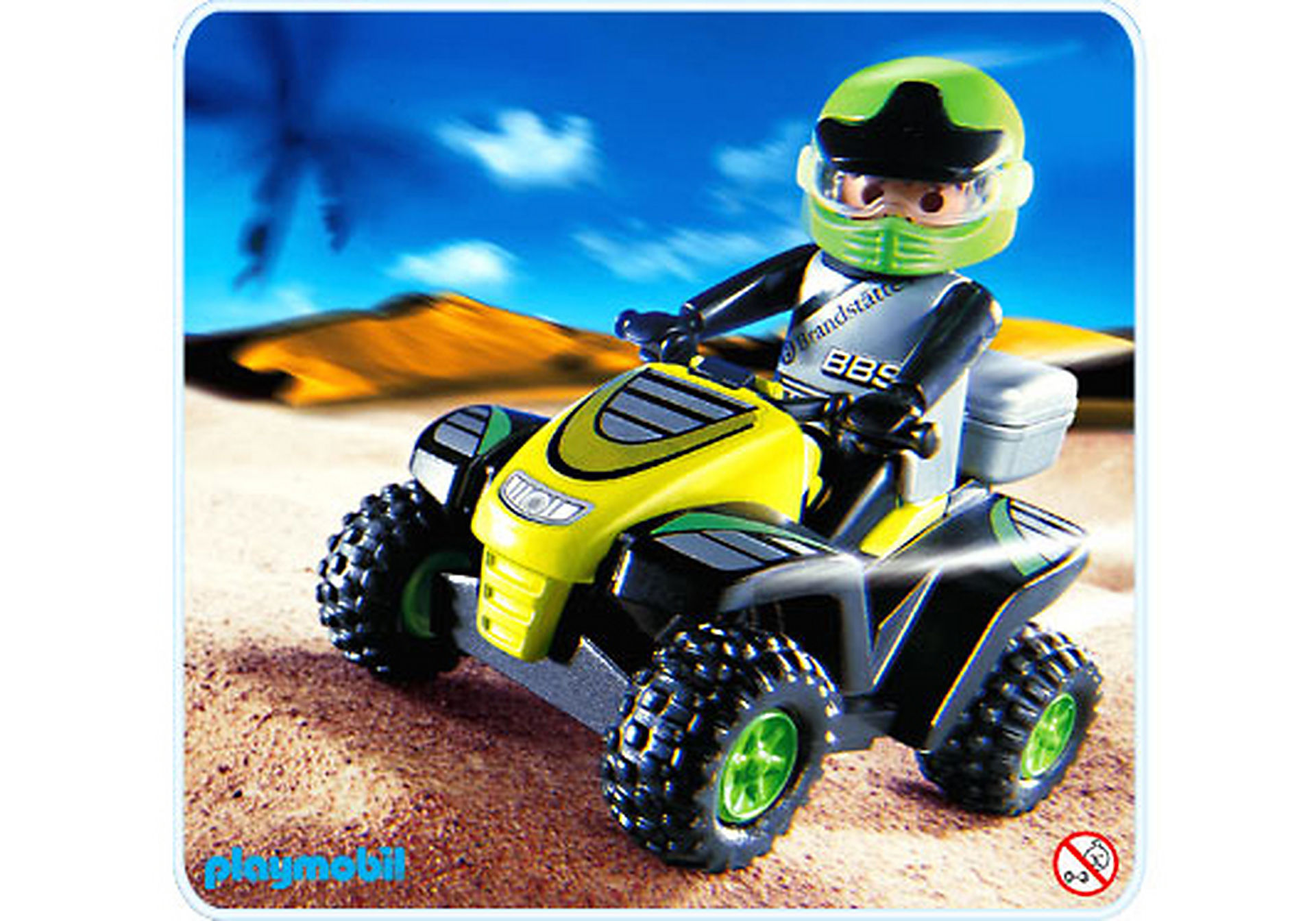 4427-A Racer-Quad zoom image1