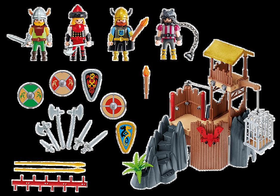 4433 Fortaleza Vikinga detail image 3
