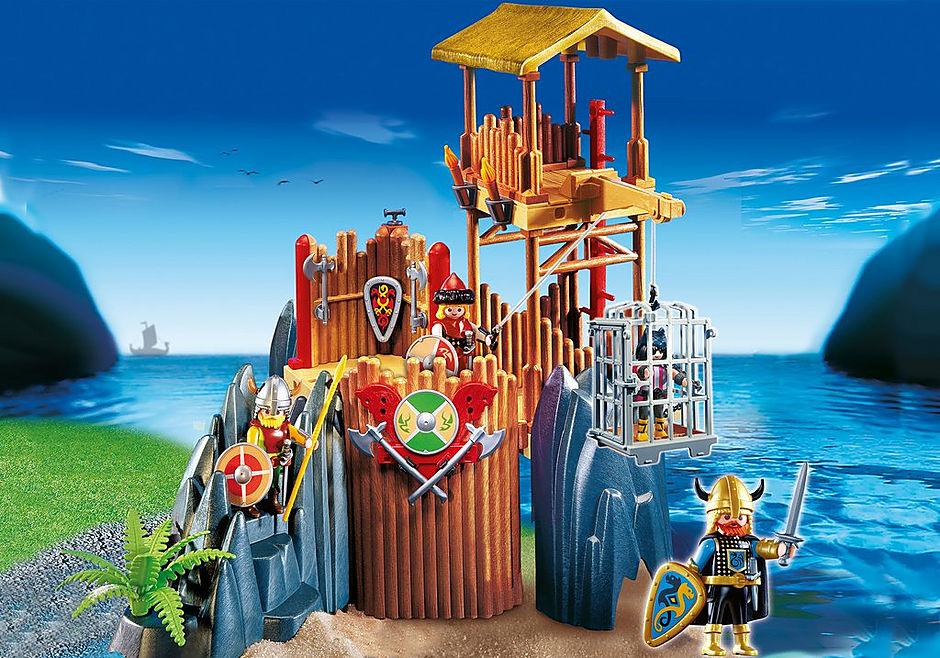 4433 Fortaleza Vikinga detail image 1