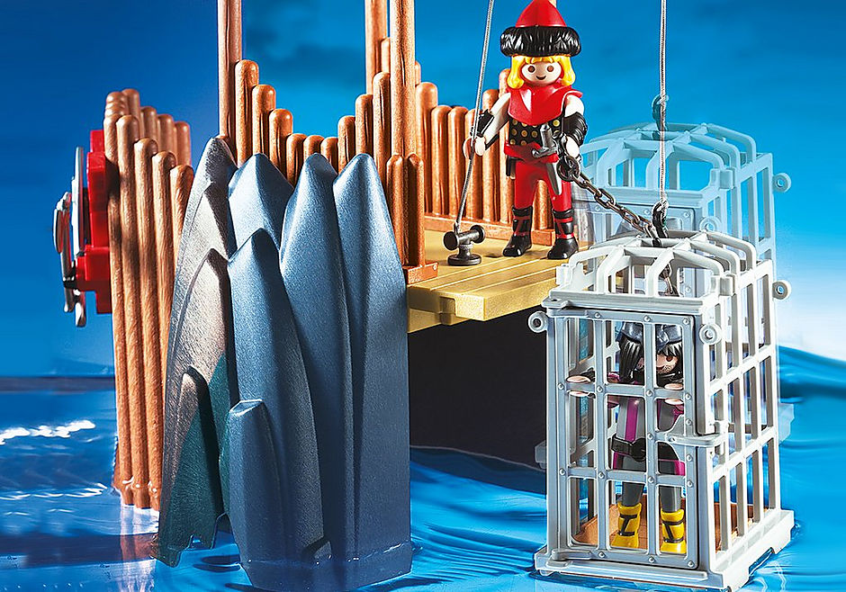 4433 Wikingerbastion detail image 4