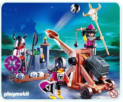 http://media.playmobil.com/i/playmobil/4438-A_product_detail/Barbares / catapulte fonctionelle et mobile