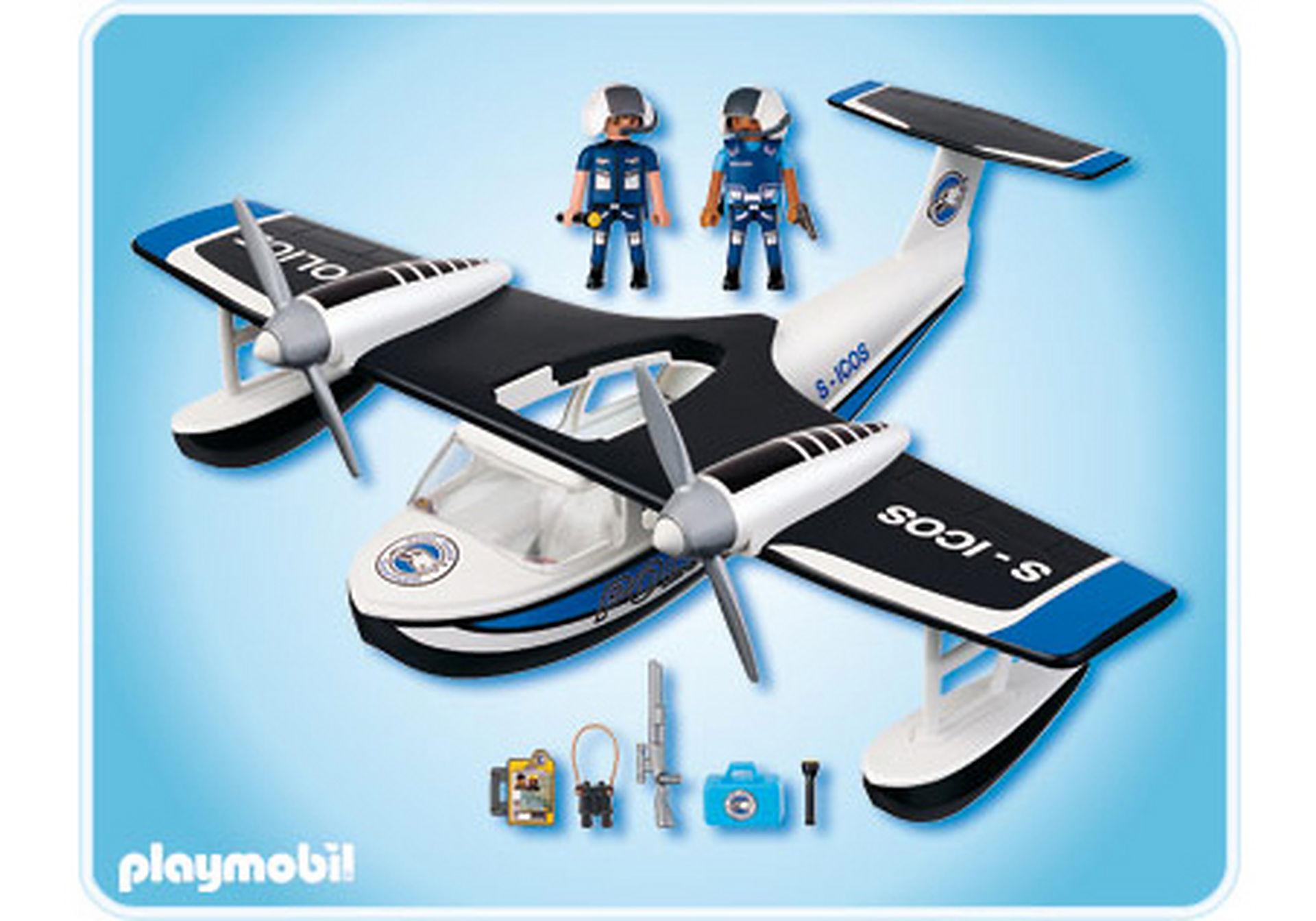 4445-A Polizei-Wasserflugzeug zoom image2
