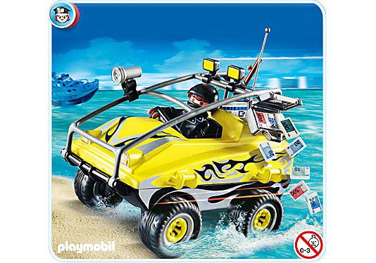 4449-A Gangster-Amphibienfahrzeug detail image 1