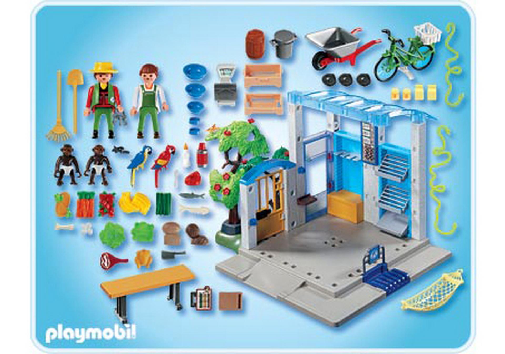 Futterstation 4461 a playmobil deutschland for Playmobil cuisine