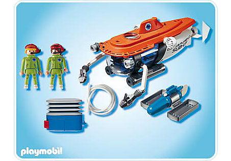 4473-A Sous-marin de recherche detail image 2