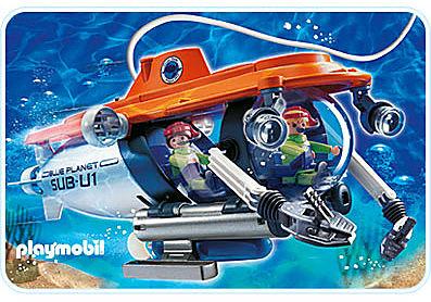4473-A Forschungs-U-Boot detail image 1