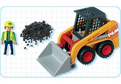 """http://media.playmobil.com/i/playmobil/4477-A_product_box_back/Docker / tracteur """"dumper"""""""