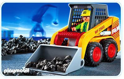 "http://media.playmobil.com/i/playmobil/4477-A_product_detail/Docker / tracteur ""dumper"""