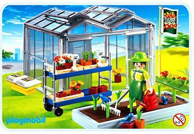 Gewachshaus 4481 A Playmobil Deutschland