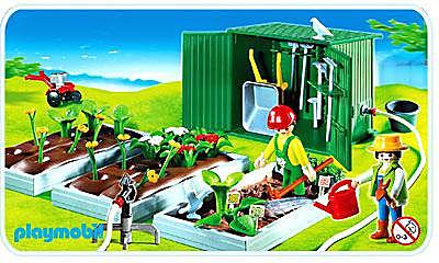 4482-A Horticulteurs / plantations / abri de jardin detail image 1