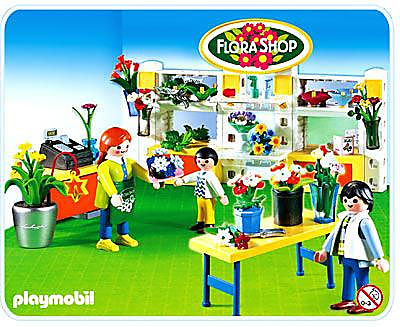 http://media.playmobil.com/i/playmobil/4484-A_product_detail/Fleuriste / magasin de fleurs