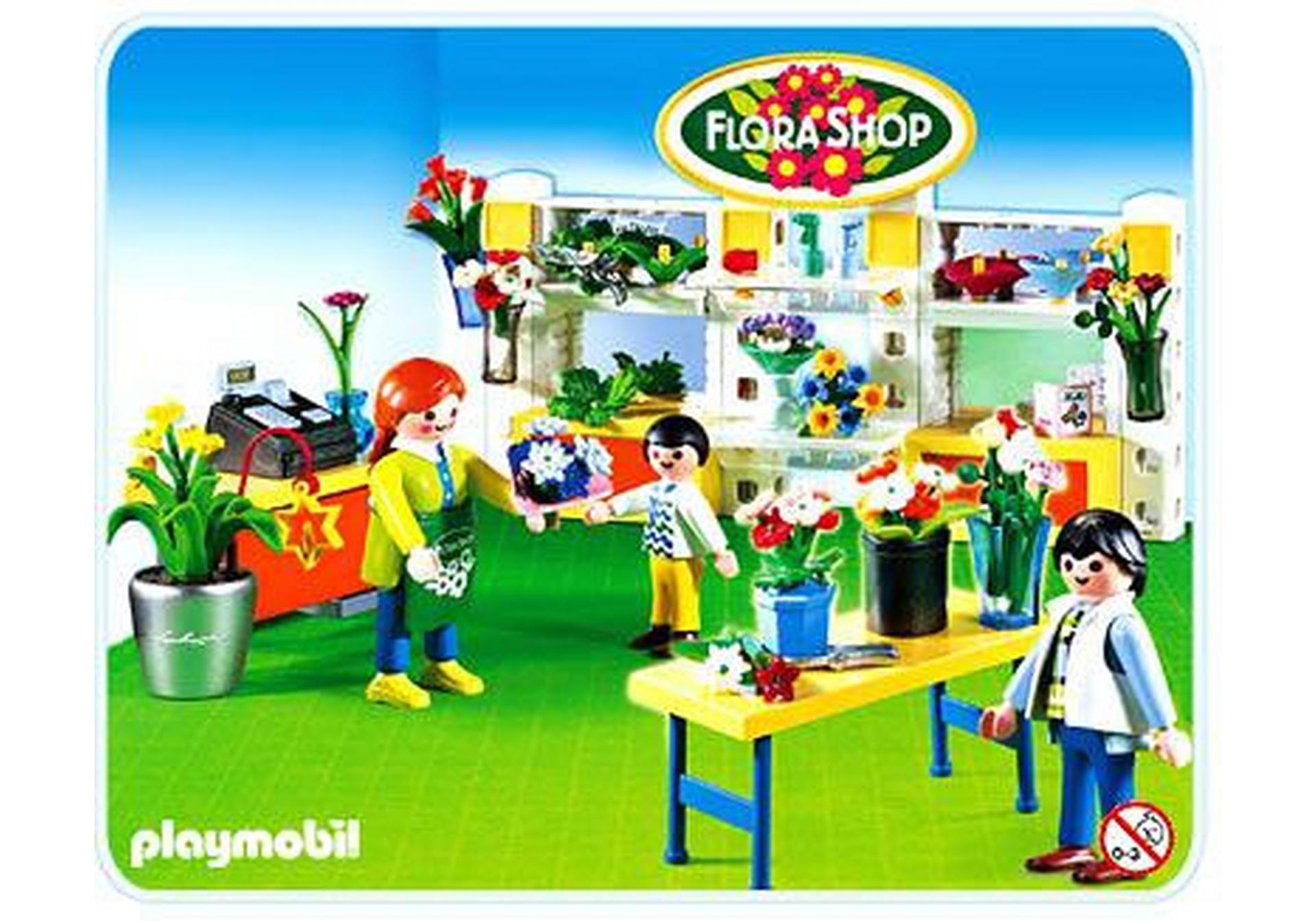 Blumengesch ft 4484 a playmobil deutschland for Jugendzimmer playmobil