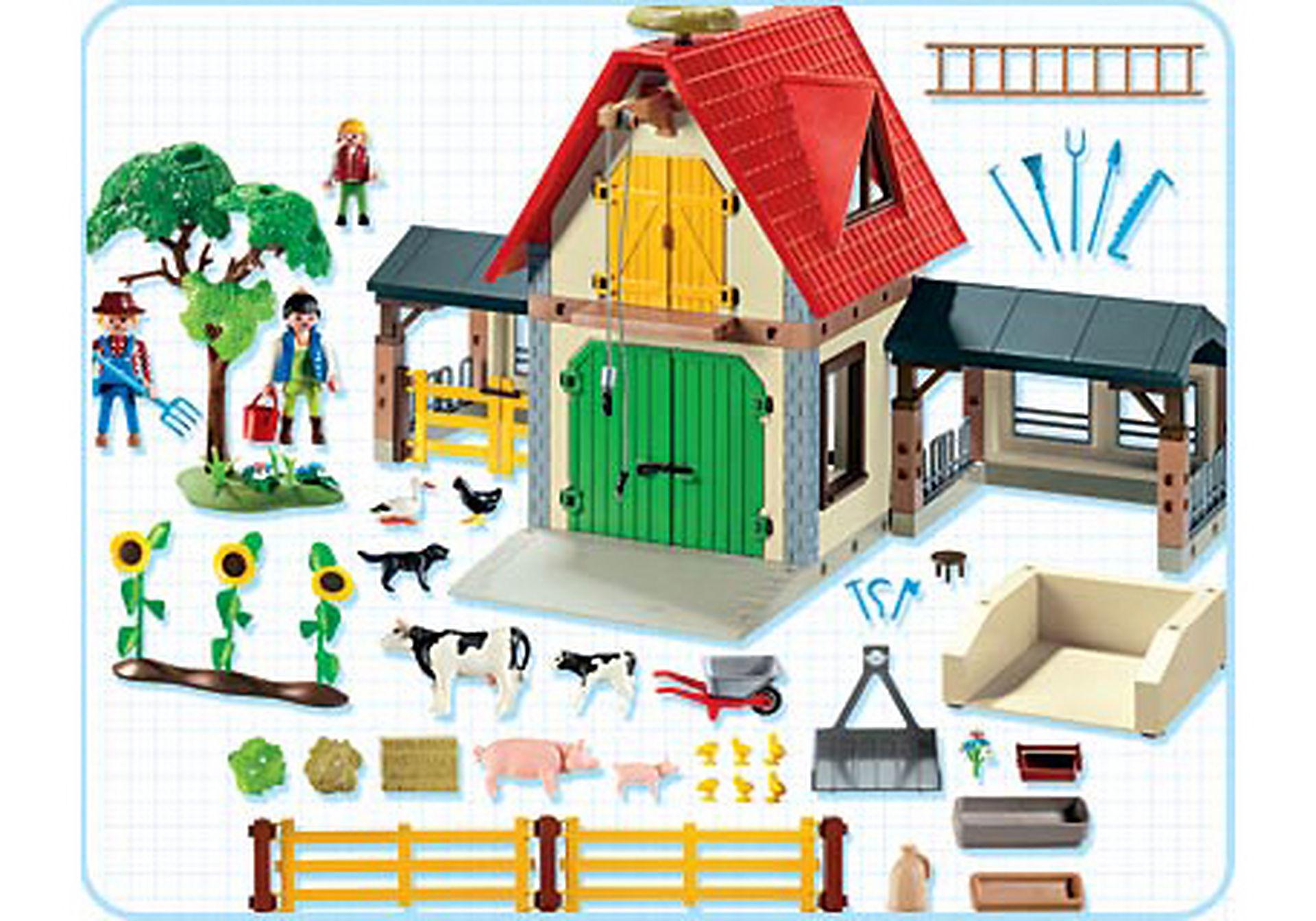4490-A Großer Bauernhof zoom image2