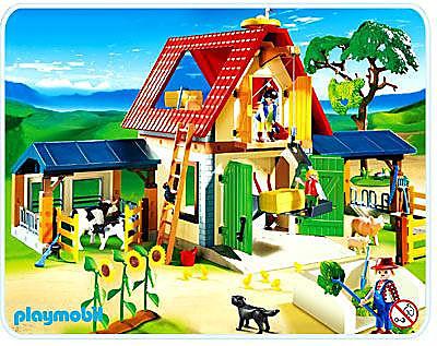 4490-A Großer Bauernhof detail image 1