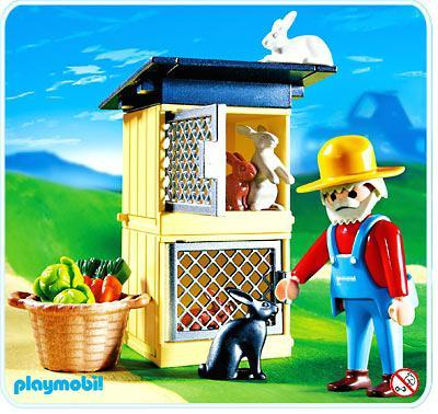 http://media.playmobil.com/i/playmobil/4491-A_product_detail/Fermier / lapins / clapier