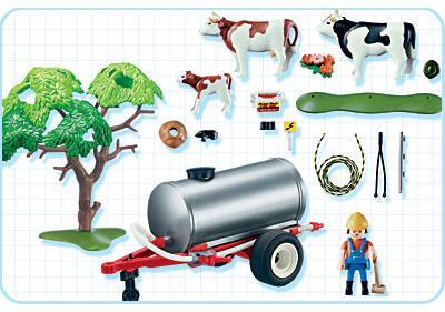 http://media.playmobil.com/i/playmobil/4494-A_product_box_back/Fermier / vache / réservoir