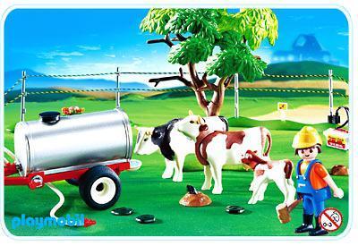 http://media.playmobil.com/i/playmobil/4494-A_product_detail/Fermier / vache / réservoir