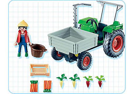 4497-A Fermier / tracteur faucheuse detail image 2