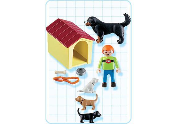 http://media.playmobil.com/i/playmobil/4498-A_product_box_back/Berner Sennenhund mit Welpen