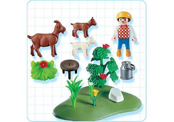 http://media.playmobil.com/i/playmobil/4499-A_product_box_back/Enfant / chèvres