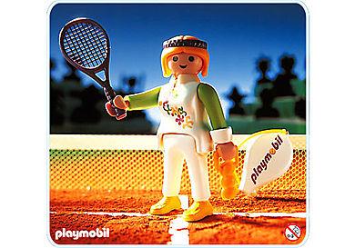 4509-A Tennisspielerin