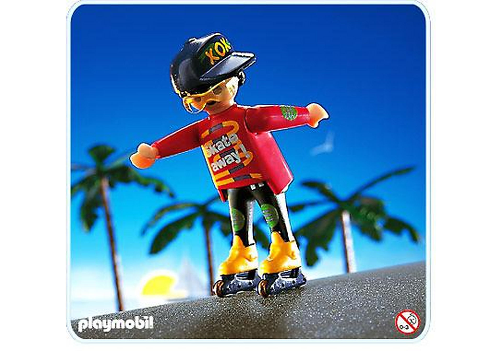 4523-A In-Line-Skater zoom image1