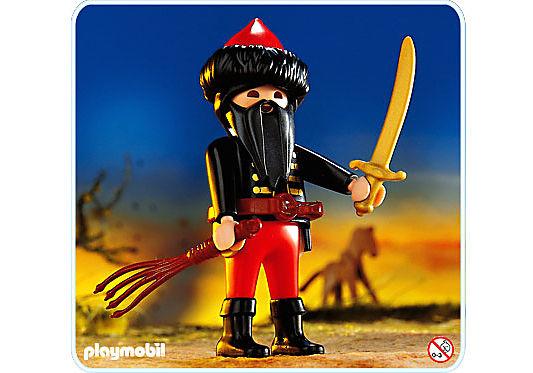 4535-A Mongolenkrieger detail image 1