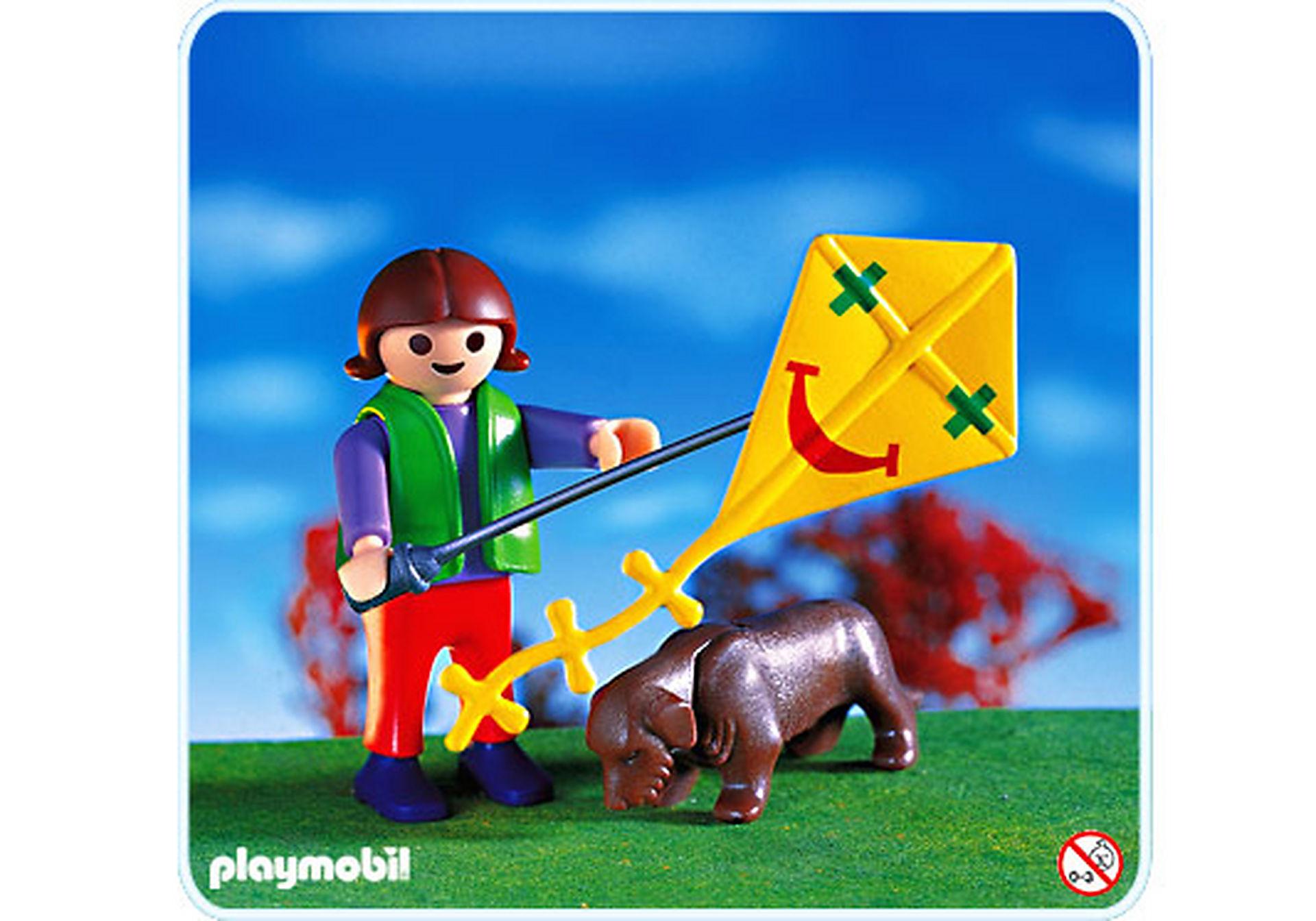4543-A Kind mit Drachen zoom image1