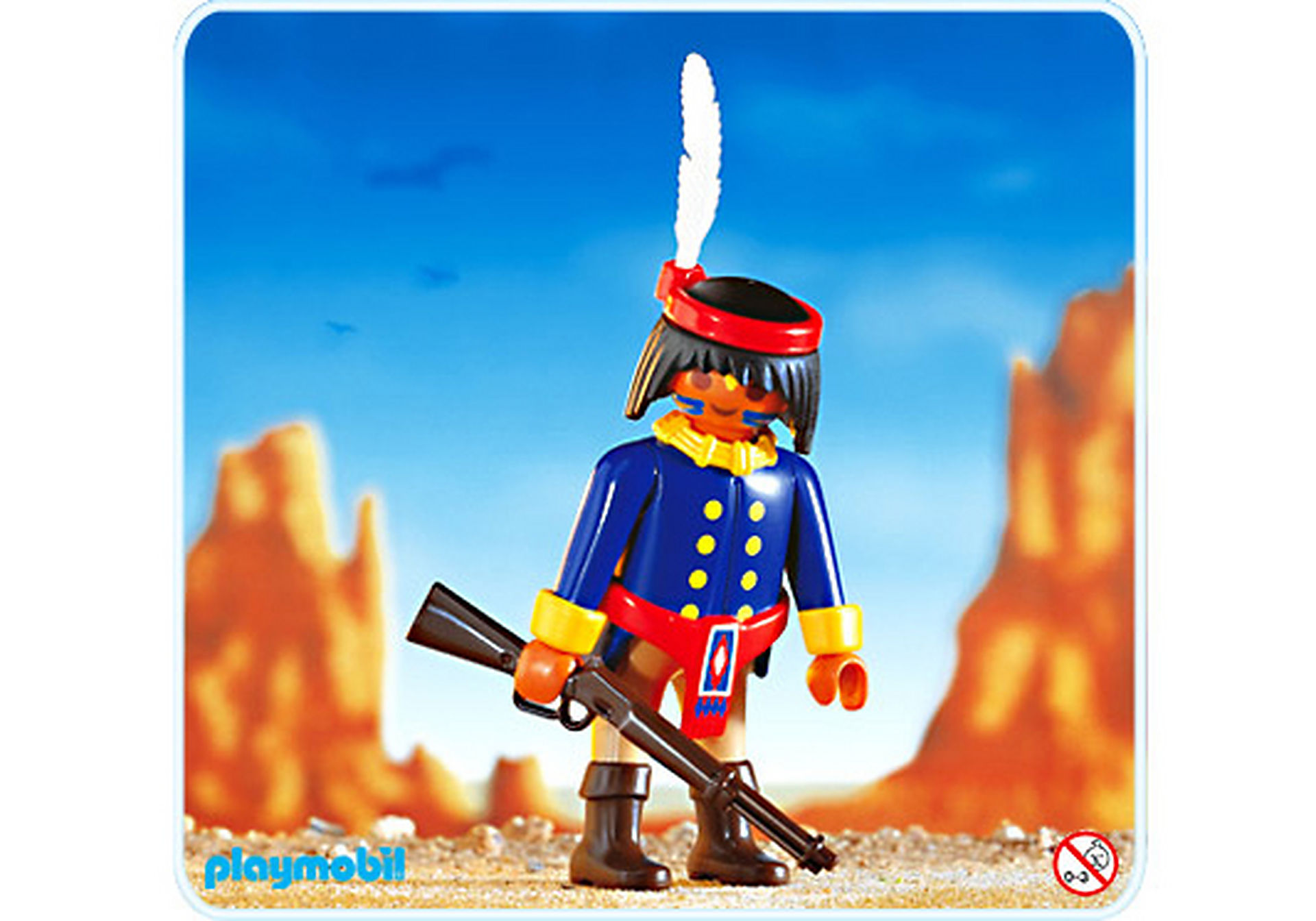 4552-A Indianer-Scout zoom image1