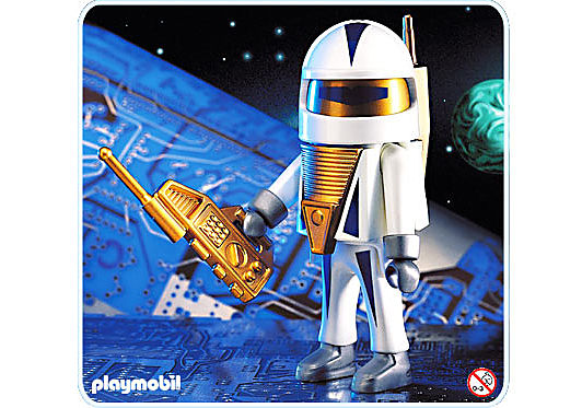 4553-A Astronaute detail image 1