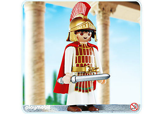 4560-A Römischer Krieger detail image 1