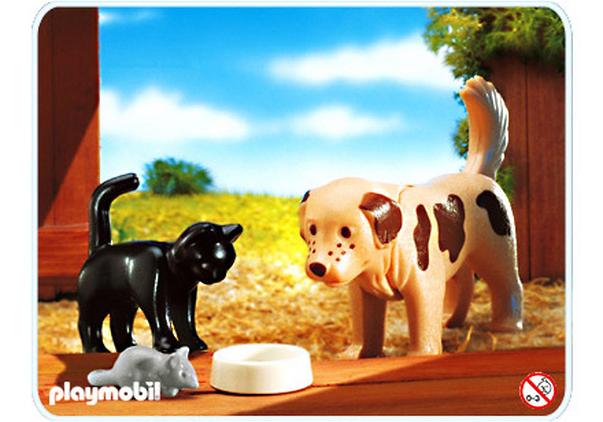 4563-A Hund / Katze / Maus zoom image1