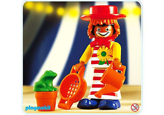 4566-A Clown Felix detail image 1