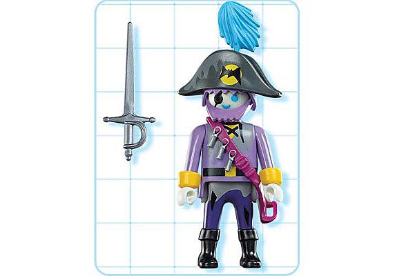 4572-A Pirate fantôme detail image 2