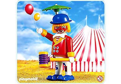 4573-A Clown Beppo