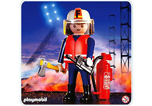 4578-A Feuerwehrmann detail image 1