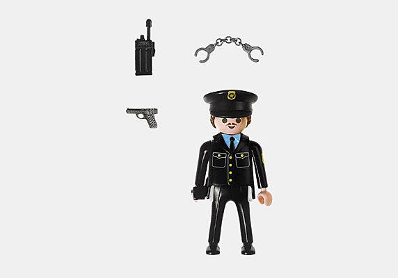 4580-A Polizist detail image 2