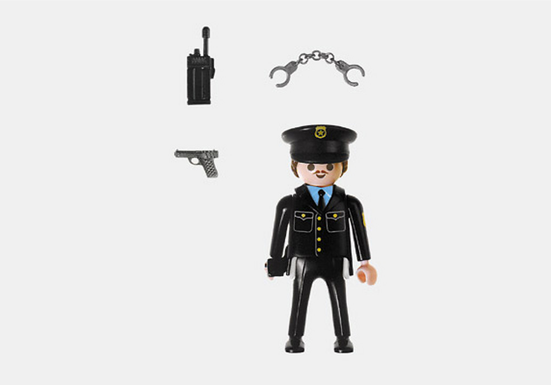 4580-A Polizist zoom image2