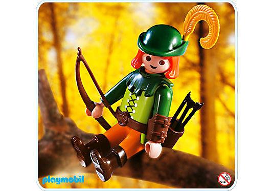 4582-A Robin Hood detail image 1