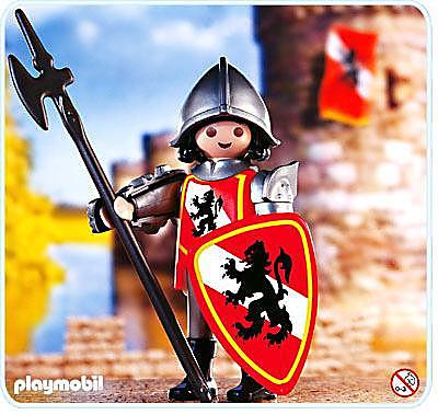 4583-A Garde du roi detail image 1