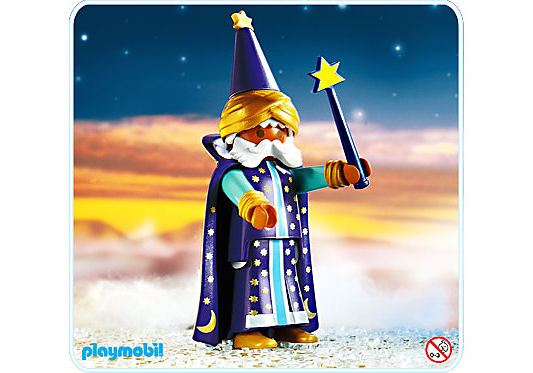 4594-A Zauberer detail image 1