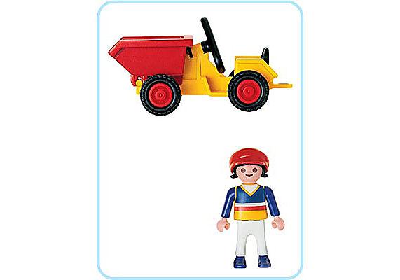 4600-A Enfant/tracteur detail image 2