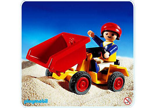 4600-A Enfant/tracteur detail image 1