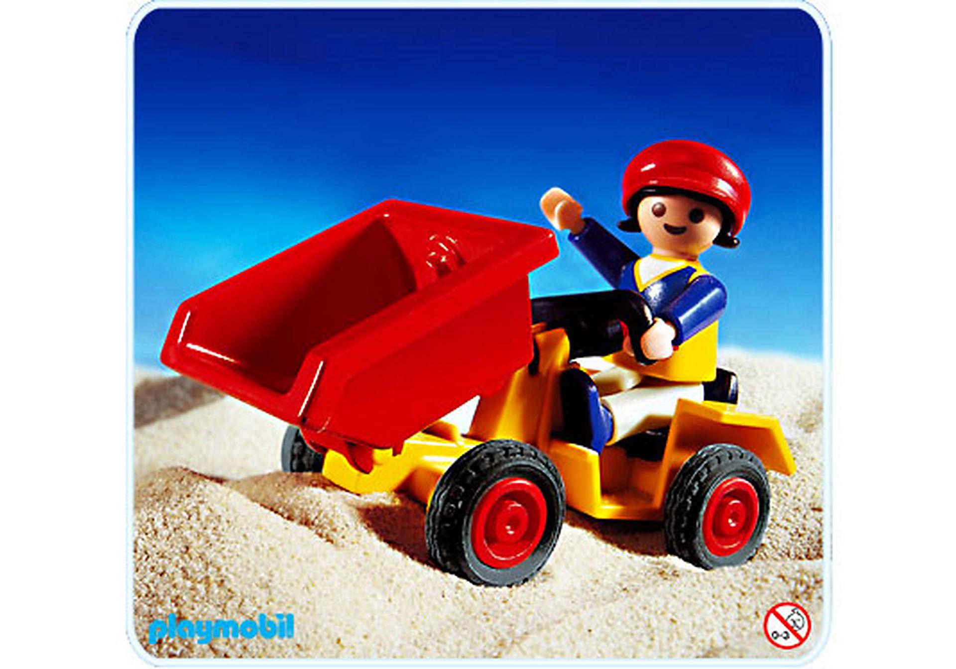 4600-A Enfant/tracteur zoom image1