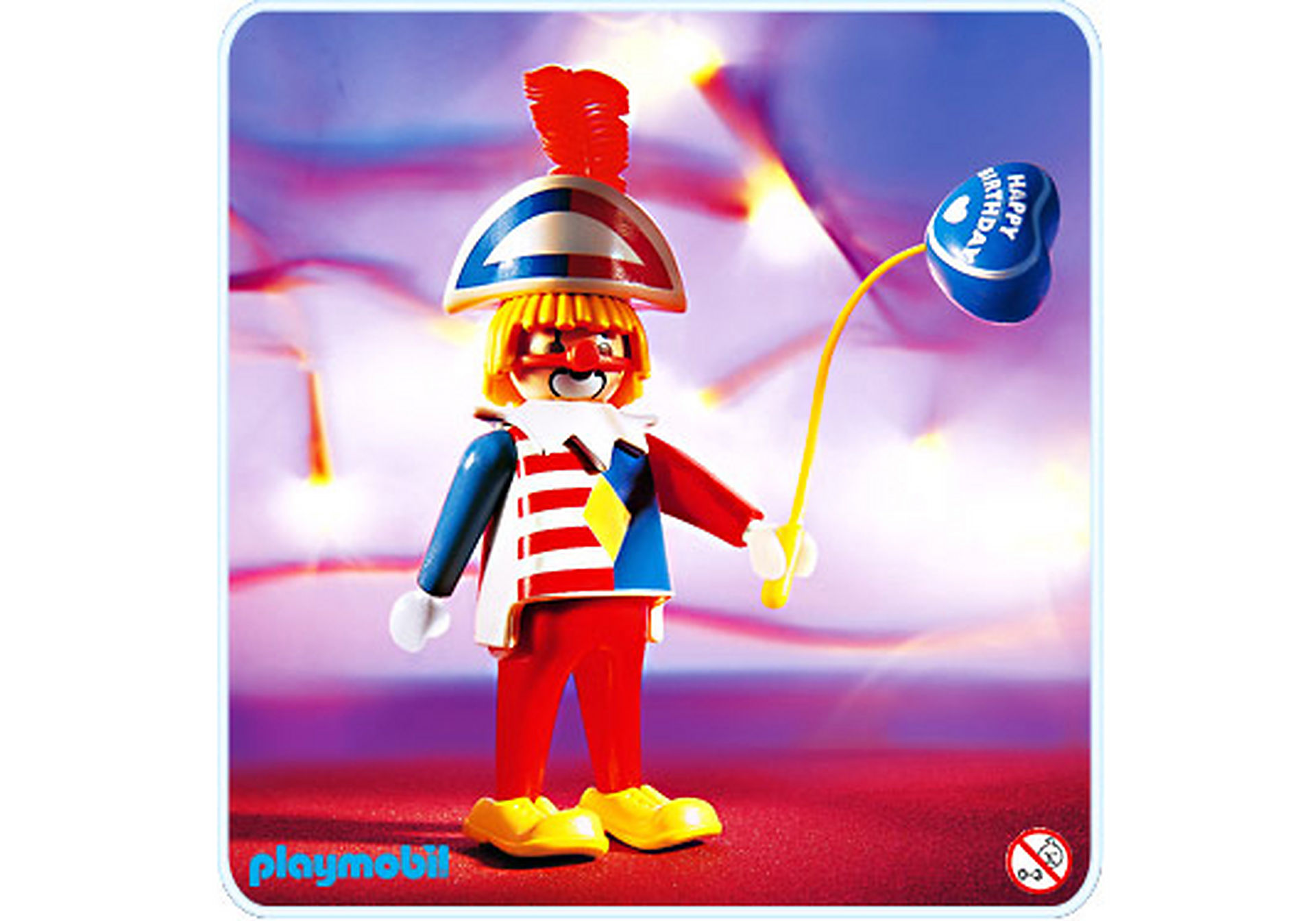 4601-A Clown zoom image1